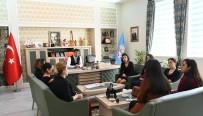 OKUL ÖNCESİ EĞİTİM - Milas'ta 'Kitabım Kütüphanen Olsun' Projesinden Tanıtım Ziyareti