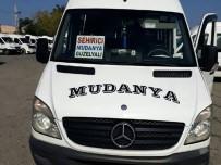 ULAŞıM KOORDINASYON MERKEZI - Mudanya Minibüslerinin Güzergahı Değişti