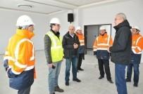 ORMAN İŞLETME MÜDÜRÜ - Orman Genel Müdürü Karacabey, Yeni Hizmet Binasını İnceledi
