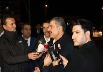 FETHİ SEKİN - Sağlık Bakanı Koca'dan korona virüs açıklaması