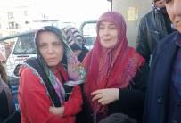 AHMET ŞAHIN - Şahin Ailesi Açıklaması 'Binada Daha Önceki Depremlerde Çatlaklar Oluştu'