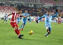 SKODA - Sivasspor evinde puan kaybetti!