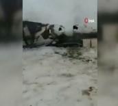 YOLCU UÇAĞI - Taliban Açıklaması 'ABR Uçağını Düşürdük'