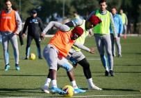 ALI YıLMAZ - Trabzonspor, Fenerbahçe Maçı Hazırlıklarını Sürdürdü