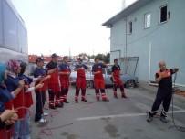 ESENLER BELEDİYESİ - 'Yerel Afet Gönüllüleri'ne Eğitim