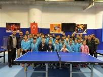 MASA TENİSİ - Yıldız Genç Masa Tenisi Yerel Lig 4.Etap Müsabakaları Tamamlandı
