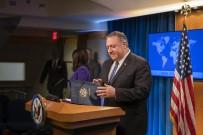 HIZBULLAH - ABD Dışişleri Bakanı Irak Başbakanı Yabancı Askerlerin Varlığını Görüştü