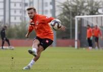 OSMANLISPOR - Adanaspor'da Osmanlıspor Maçı Hazırlıkları Sürüyor