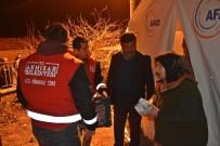 MUSTAFA ÖZDEMIR - Akhisar'da Depremzedelerin İhtiyaçları Gideriliyor