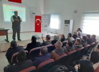 DEPREM RİSKİ - Bağlar Belediyesi Personeline Deprem Eğitimi