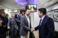 ABDÜLHAMİT GÜL - Başkan Kılıç'tan Siyasi Partilere Cezaevi Ziyareti