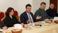 ÇORLU BELEDİYESİ - Başkan Sarıkurt Açıklaması 'Çorlu'nun Estetik Bir Görünüm Kazanması İçin Çalışıyoruz'