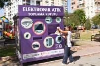 ELEKTRONİK ATIK - Çukurova'da 'Çevre' Atağı