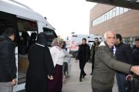 FETHİ SEKİN - Diyarbakır Annelerinden Elazığ'da Depremzedelere Ziyaret
