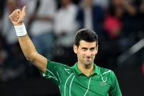 NOVAK DJOKOVIC - Djokovic, Avustralya Açık'ta yarı finalde