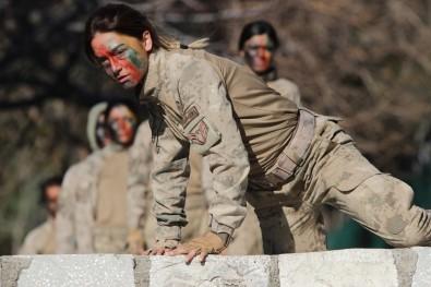 İşte Türkiye'nin İlk Kadın Jandarma Komando Astsubayları