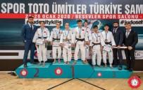 GÜMÜŞ MADALYA - Judoculardan Madalya Yağmuru