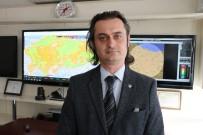 Kayseri'de Bugünden İtibaren Yağmur, Hafta Sonunda Kar Bekleniyor