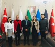 KÜBA - Küba Büyükelçisi'nden ULUSKON'a Ziyaret