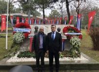 URUGUAY - Kübalı Jose Marti Doğum Gününde Unutulmadı