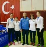 MASA TENİSİ - Masa Tenisinde Büyükşehir İlk Devreyi Lider Tamamladı