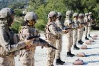 KESKİN NİŞANCI - (Özel) İşte Türkiye'nin İlk Kadın Jandarma Komando Astsubayları