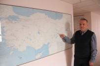 KANDILLI - (Özel) Prof. Dr. İnan Açıklaması 'Bu Faylar, Ülkemizde Milyonlarca Yıl Daha Deprem Üretecek'