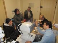 HASTA YAKINI - Sandıklı Devlet Hastanesi'nde Dikişsiz Katarakt Ameliyatları Başladı
