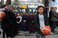 KOBE BRYANT - Soma Maden Şehitleri Aileleri, Kobe Bryant'i Andı