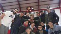 ANADOLU İMAM HATİP LİSESİ - Tekman'da Kurumlar Arası Voleybol Turnuvası Düzenlendi