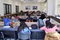 HASAN KAYA - Yarıyıl tatilini, gençlik kütüphanelerinde değerlendiriyorlar
