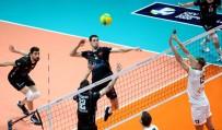 ORÇUN - 2020 CEV Erkekler Şampiyonlar Ligi Açıklaması Halkbank Açıklaması 0 - Wegiel Açıklaması 3