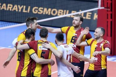 2020 Erkekler CEV Kupası Açıklaması Galatasaray HDI Sigorta Açıklaması 3 - C.S.M. Arcada Galati Açıklaması 0