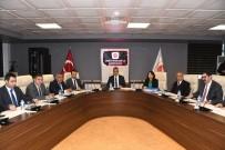 ADıYAMAN ÜNIVERSITESI - 2020 Yılı Birinci İl Koordinasyon Kurulu Toplantısı Yapıldı