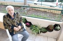 KOAH - 86 Yaşındaki Adam, Yalnızlığını Çiçeklerle Aşıyor