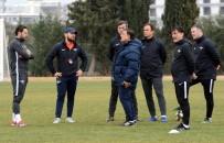 U21 - Akhisarspor'da, Yılmaz Vural İlk İdmanına Çıktı