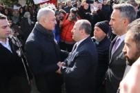 KıRKPıNAR - Bakan Varank, SATSO Başkanı Altuğ'un Eşinin Cenazesine Katıldı