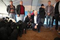 HUZURKENT - Başkan Gültak, Huzurkent'te Yörüklerle Buluştu