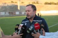 MURAT ŞAHIN - Beşiktaş'ın Yeni Teknik Patronu Sergen Yalçın Oldu