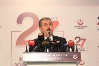 BÜYÜKELÇİLER - Büyük Birlik Partisi 27'İnci Kuruluş Yıl Dönümünü Kutladı