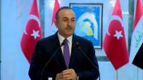 TAKİPSİZLİK KARARI - Çavuşoğlu'ndan Belçika'nın PKK kararına sert tepki