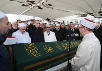 EDIRNEKAPı - Cumhurbaşkanı Erdoğan, Ahmet Vanlıoğlu'nun Cenaze Törenine Katıldı