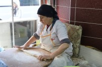GÖZLEME - Ege Mutfağının Önemli Lezzetlerinden Gözlemeye Büyük İlgi