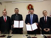 TUGAY KOMUTANI - Hükümlülerin Kamuya Yararlı Bir İşte Çalıştırılmasına Yönelik İş Birliği Protokolü İmzalandı