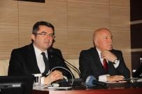 MEHMET SEKMEN - İl Koordinasyon Kurulu, Yılın İlk Toplantısı Yapıldı