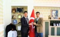 GÜMÜŞ MADALYA - İlçe Milli Eğitim Müdürlüğü Personelinden Sportif Başarı