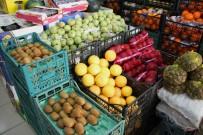 TONAJ - İstanbul'a Gelen Meyve Azaldı, Sebze Arttı