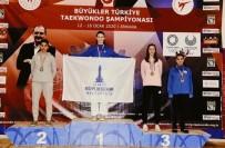 GÜMÜŞ MADALYA - KAEÜ'si Öğrencileri, Taekwondo Şampiyonasından Madalyalarla Döndü
