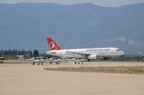 KOCA SEYİT - Koca Seyit Havalimanı'ndan 22 Bin 165 Uçak İniş Kalkış Yaptı