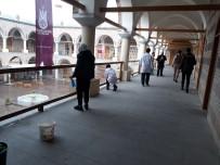 ÇIÇEKLI - Manisa'da Tarihi Han Denetimli Serbestliğe Emanet